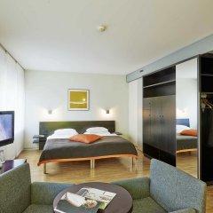 Sorell Hotel Seefeld комната для гостей фото 4