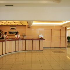 Отель San Carlos интерьер отеля