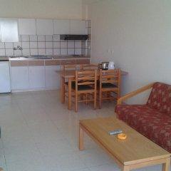 Отель Kokkinos Hotel Apartments Кипр, Протарас - отзывы, цены и фото номеров - забронировать отель Kokkinos Hotel Apartments онлайн комната для гостей фото 3