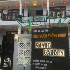 Отель Smart Garden Homestay городской автобус