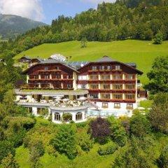 Отель Naturhotel Alpenrose Австрия, Мильстат - отзывы, цены и фото номеров - забронировать отель Naturhotel Alpenrose онлайн вид на фасад