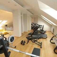 Отель Zepter фитнесс-зал фото 4