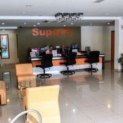 Отель Super 8 Hotel @ Georgetown Малайзия, Пенанг - отзывы, цены и фото номеров - забронировать отель Super 8 Hotel @ Georgetown онлайн интерьер отеля фото 3