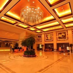 Cosmic Guang Dong Intl Hotel Nan Tong интерьер отеля фото 2