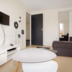 Отель Bork Havn Дания, Хеммет - отзывы, цены и фото номеров - забронировать отель Bork Havn онлайн комната для гостей фото 3