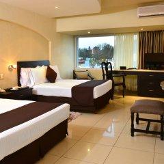 Hotel Posada Guadalajara комната для гостей фото 3
