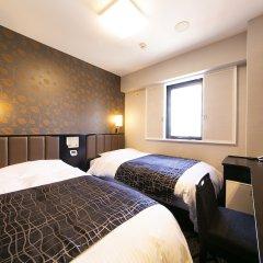 Отель APA Hotel Aomori-Ekihigashi Япония, Аомори - отзывы, цены и фото номеров - забронировать отель APA Hotel Aomori-Ekihigashi онлайн комната для гостей фото 5