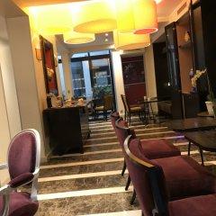 Hotel Le Chaplain Rive Gauche интерьер отеля
