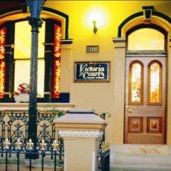 Отель Victoria Court Hotel Sydney Австралия, Истерн-Сабербс - отзывы, цены и фото номеров - забронировать отель Victoria Court Hotel Sydney онлайн интерьер отеля