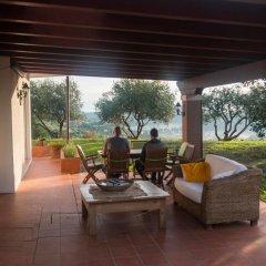Отель B&B Villa Le Robinie Италия, Альтавила-Вичентина - отзывы, цены и фото номеров - забронировать отель B&B Villa Le Robinie онлайн балкон