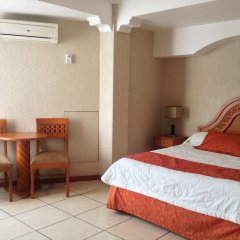 Hotel Malibu Гвадалахара комната для гостей фото 4