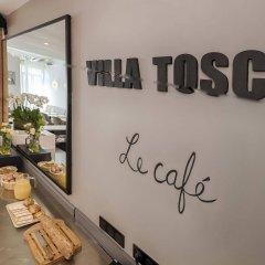 Hotel La Villa Tosca интерьер отеля