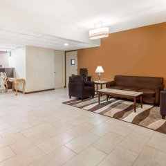 Отель Howard Johnson Express Inn Spartanburg - Expo Center интерьер отеля фото 2