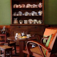 Отель Cafe de Laos Inn питание фото 2