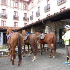 Отель Hostal Ayestaran I Испания, Ульцама - отзывы, цены и фото номеров - забронировать отель Hostal Ayestaran I онлайн с домашними животными