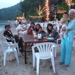 Отель Monkey Flower Villas Таиланд, Остров Тау - отзывы, цены и фото номеров - забронировать отель Monkey Flower Villas онлайн помещение для мероприятий фото 2