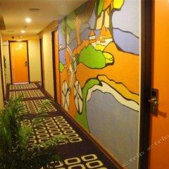 Отель Pod Inn Xi'an Xiaozhai Jixiangcun детские мероприятия