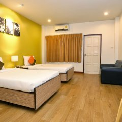 Отель Patra Mansion комната для гостей фото 3