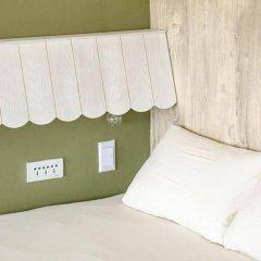Отель Mmmio House Сеул сейф в номере