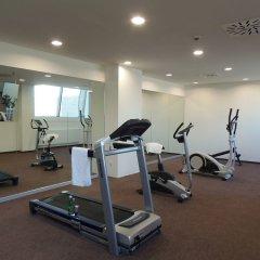 Hotel Saffron фитнесс-зал фото 3