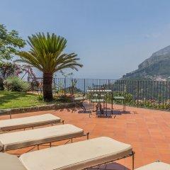 Hotel Villa Maria Равелло бассейн
