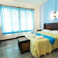 Отель Sananwan Beach B&B комната для гостей фото 4