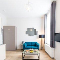 Отель Urban Suites Brussels Schuman Брюссель комната для гостей фото 4