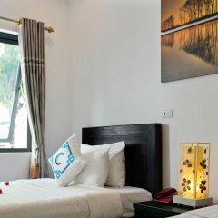 Отель Hanoi Focus Boutique Hotel Вьетнам, Ханой - 1 отзыв об отеле, цены и фото номеров - забронировать отель Hanoi Focus Boutique Hotel онлайн комната для гостей фото 2