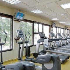 Отель Danat Al Ain Resort ОАЭ, Эль-Айн - отзывы, цены и фото номеров - забронировать отель Danat Al Ain Resort онлайн фитнесс-зал фото 4