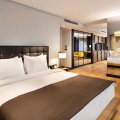 Отель Metropolitan Hotels Bosphorus комната для гостей фото 4