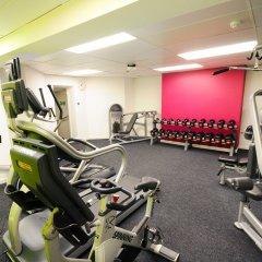Отель Durley Dean Великобритания, Борнмут - отзывы, цены и фото номеров - забронировать отель Durley Dean онлайн фитнесс-зал