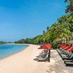 Отель The Laguna, a Luxury Collection Resort & Spa, Nusa Dua, Bali пляж фото 2