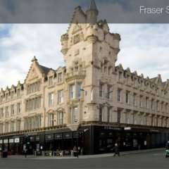 Отель Fraser Suites Glasgow фото 6