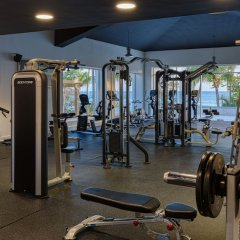 Отель Playabachata Resort - All Inclusive фитнесс-зал