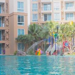 Апартаменты Atlantis Resort Apartments Pattaya бассейн