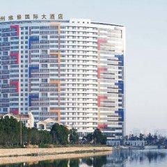 Grand Metropark Hotel Suzhou пляж