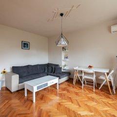 Апартаменты Saint George Apartment София комната для гостей
