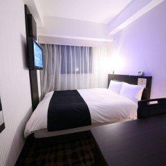 Отель APA Hotel Ningyocho-Eki-Kita Япония, Токио - отзывы, цены и фото номеров - забронировать отель APA Hotel Ningyocho-Eki-Kita онлайн комната для гостей фото 3