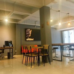 Qing lian Youth Hostel&Cafe питание