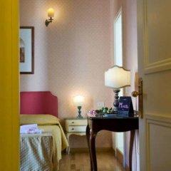Отель Hermitage Италия, Флоренция - 1 отзыв об отеле, цены и фото номеров - забронировать отель Hermitage онлайн комната для гостей фото 5