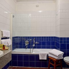 Отель Porta Faenza Hotel Италия, Флоренция - 2 отзыва об отеле, цены и фото номеров - забронировать отель Porta Faenza Hotel онлайн ванная фото 3