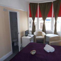Отель Happy Brighton Кемптаун комната для гостей фото 5