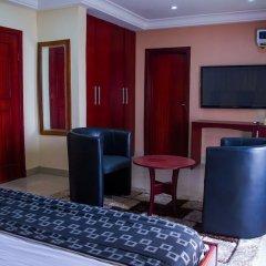 Отель Chaka Resort & Extension удобства в номере