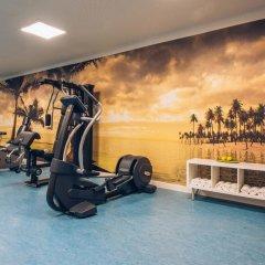 Отель Iberostar Marbella Coral Beach фитнесс-зал фото 2