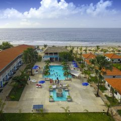 Djembe Beach Hotel in Kololi, Gambia from 269$, photos, reviews - zenhotels.com beach