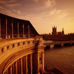 Отель London Marriott Hotel County Hall Великобритания, Лондон - 1 отзыв об отеле, цены и фото номеров - забронировать отель London Marriott Hotel County Hall онлайн приотельная территория