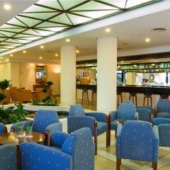 Отель Hipotels Marfil Playa гостиничный бар