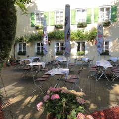 Отель Landhotel Martinshof фото 7
