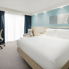 Отель Hampton by Hilton London Docklands комната для гостей фото 4