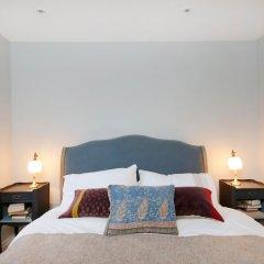 Отель Stunning 2 Bedroom Apartment With Garden in Notting Hill Великобритания, Лондон - отзывы, цены и фото номеров - забронировать отель Stunning 2 Bedroom Apartment With Garden in Notting Hill онлайн комната для гостей фото 3